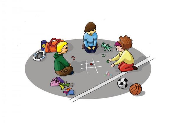 ilustración infantil Galmir